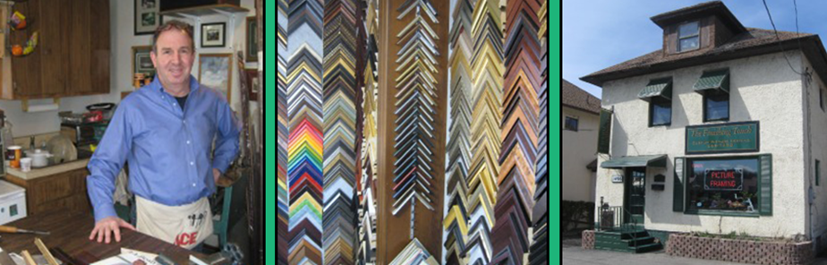 Custom Framing Rochester| The Finishing Touch - Rochester, NY
